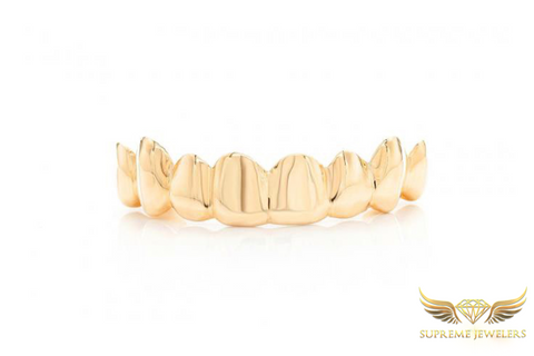 10K Solid Gold Grillz