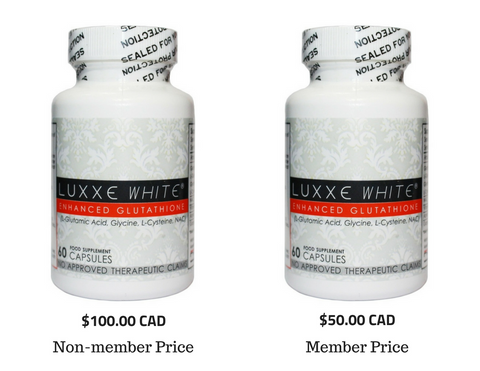 Luxxe White Canada Members Price