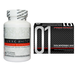 Luxxe White Skin Renewal 01 Pack