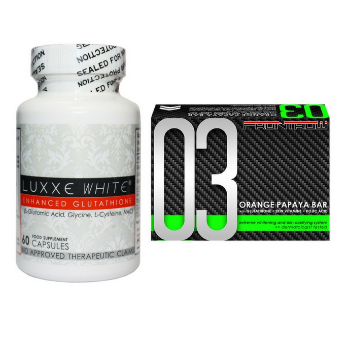 Luxxe White Skin Renewal 03 Pack