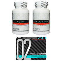Luxxe White Pure Whitening Pack