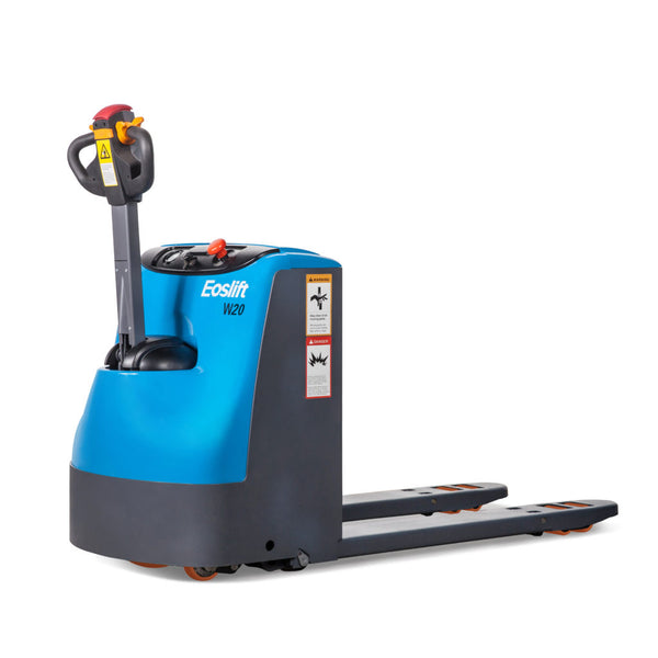 What is an electric pallet jack?