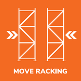 Move Rack in a warehouse