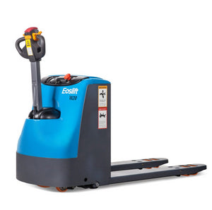 Electric pallet jack with AC drive