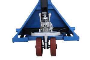 Hand Pallet jack wheels and hydraulic pump - for sale