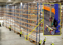 Load image into Gallery viewer, Move Rack - Pallet Racking Relocation System Rental - Number of Rental Weeks