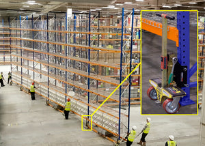Move Rack - Pallet Racking Relocation System Rental - Number of Rental Weeks