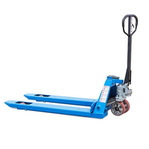 Hand Pallet Truck with built-in scale | E20V | 27