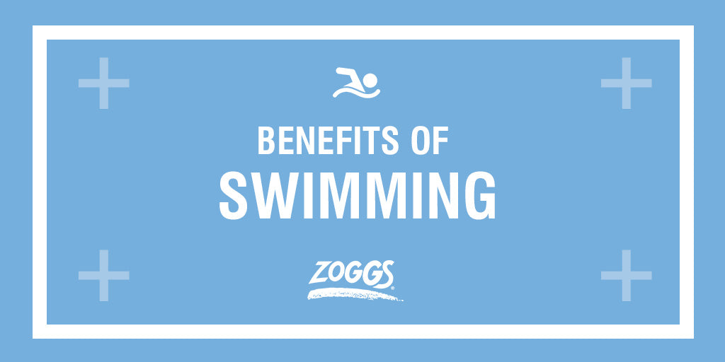 The health benefits of swimming