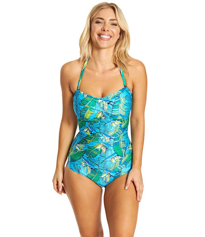 Corsica Strapless One Piece