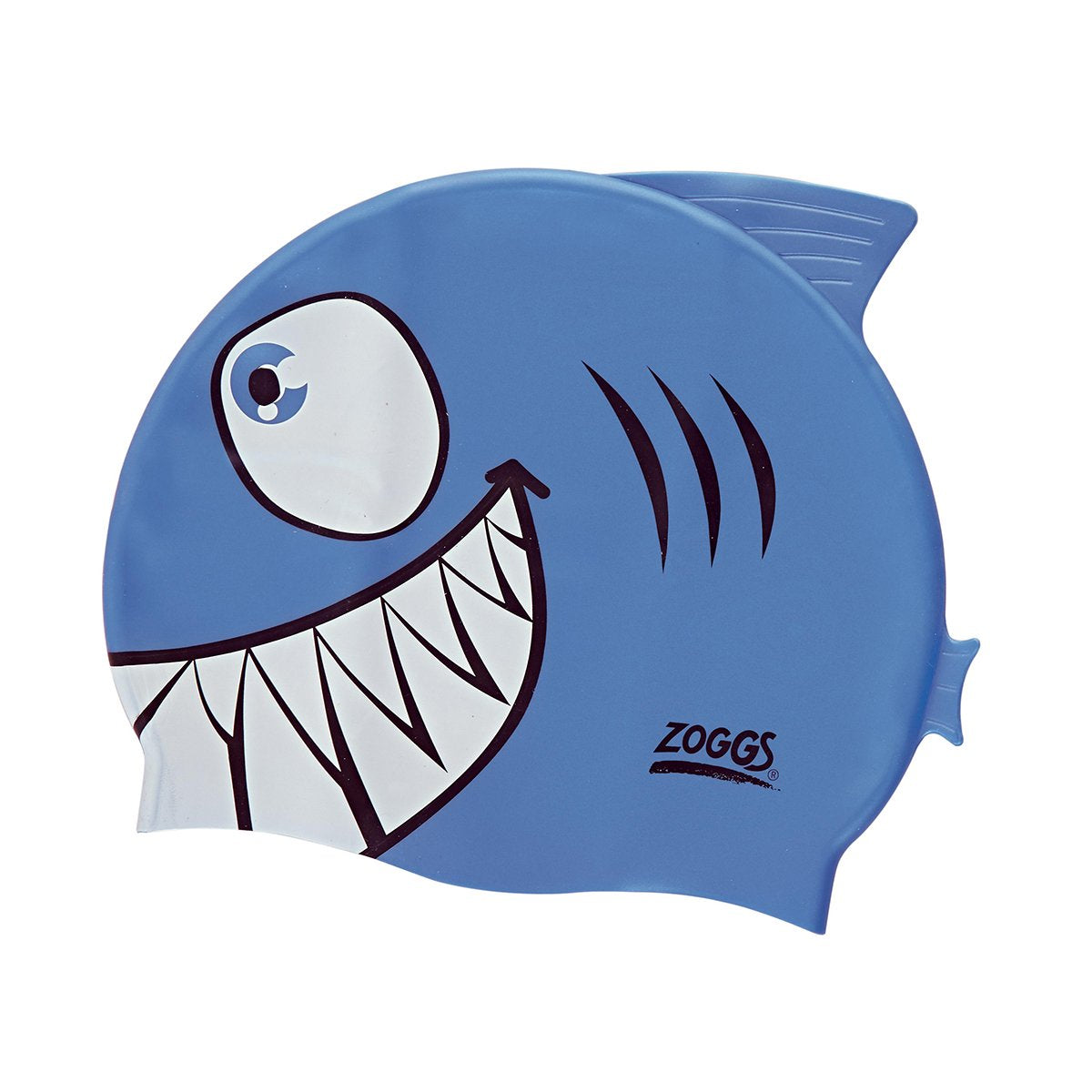Shark Swimming Cap