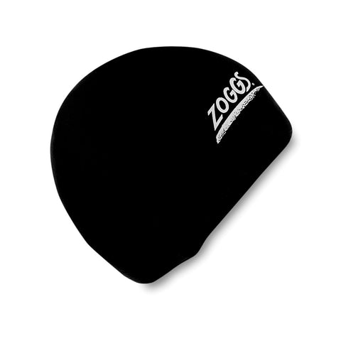 Deluxe Stretch Fabric Swim Cap