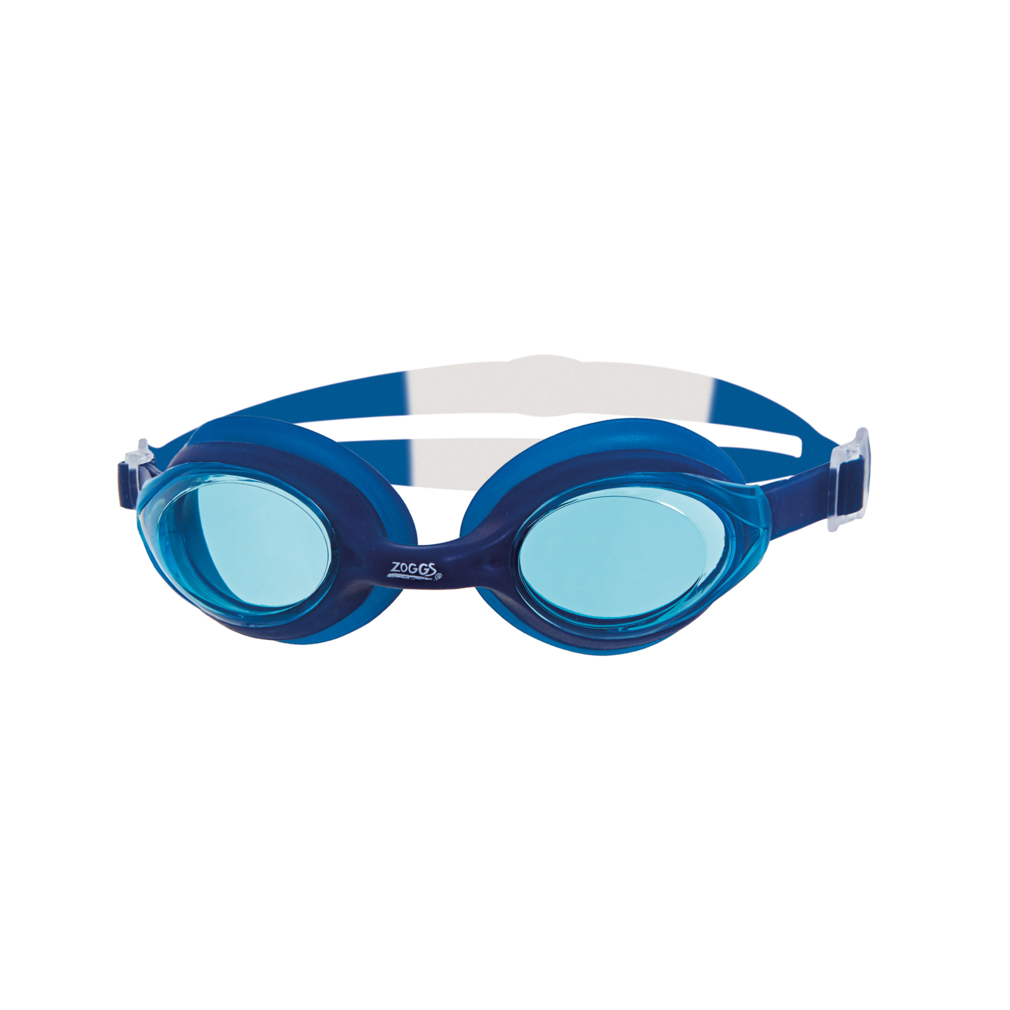 Bondi Adult Goggle In Blue White With Blue Tint