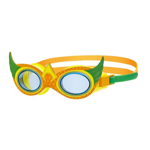 Orange Yellow & Green Aquaman Goggle