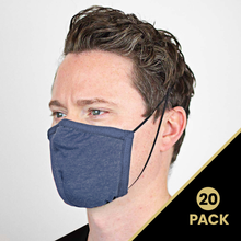 Load image into Gallery viewer, Allmask Face Mask 20-Pack