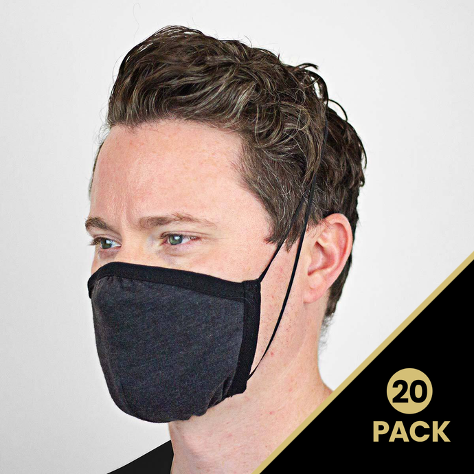 Allmask Face Mask 20-Pack