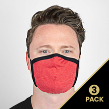 Load image into Gallery viewer, Allmask Face Mask 3-Pack