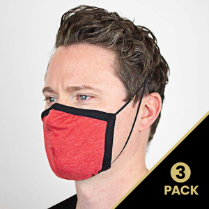 Allmask Face Mask 3-Pack
