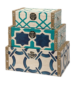 Decorative Hailey Boxes - Wilson Lee