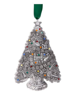 Oh Christmas Tree Ornament - Wilson Lee