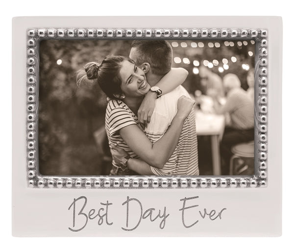 """Best Day Ever"" 4x6 Frame - Wilson Lee"