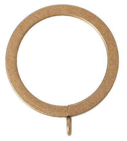 Drapery Rings - Champagne (Set of 12) - Wilson Lee