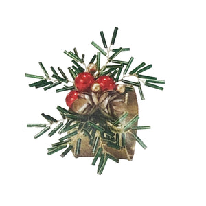 Christmas Burst Napkin Ring (Set of 4) - Wilson Lee