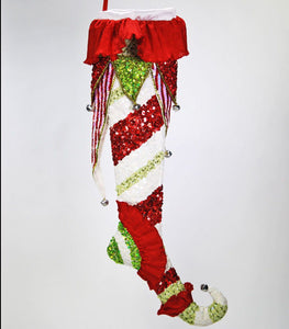 Festive Elf Stocking - Wilson Lee