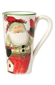 Old Saint Nick Tall Mug - Wilson Lee