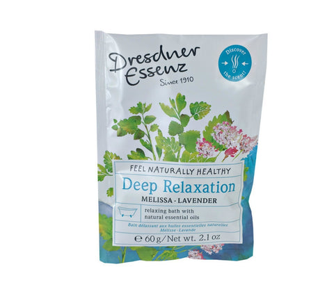 Deep Relaxation Melissa/Lavender Bath (60g) - Wilson Lee