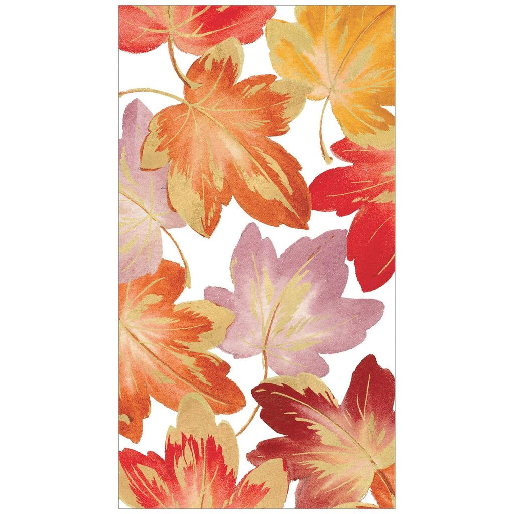 Guest Towel Fallen Leaves - Wilson Lee
