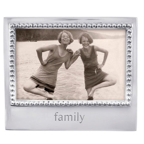 """Family"" 4x6 Frame - Wilson Lee"