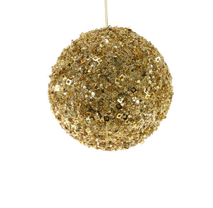 Large Holiday Ball Ornament - Wilson Lee