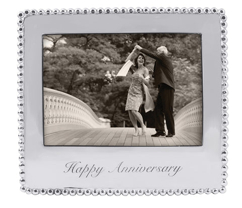 """Happy Anniversary"" 5x7 Frame - Wilson Lee"