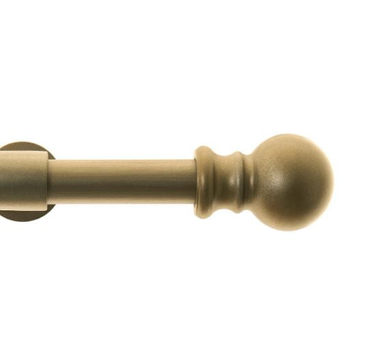 "1"" Metal Ball Finial - Wilson Lee"