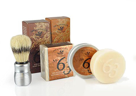 5-Piece Men's Shaving Gift Set - Wilson Lee