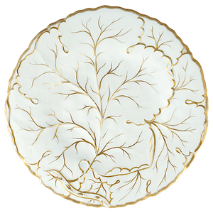 Gilded Ivory Die-Cut Placemat (Set of 4) - Wilson Lee