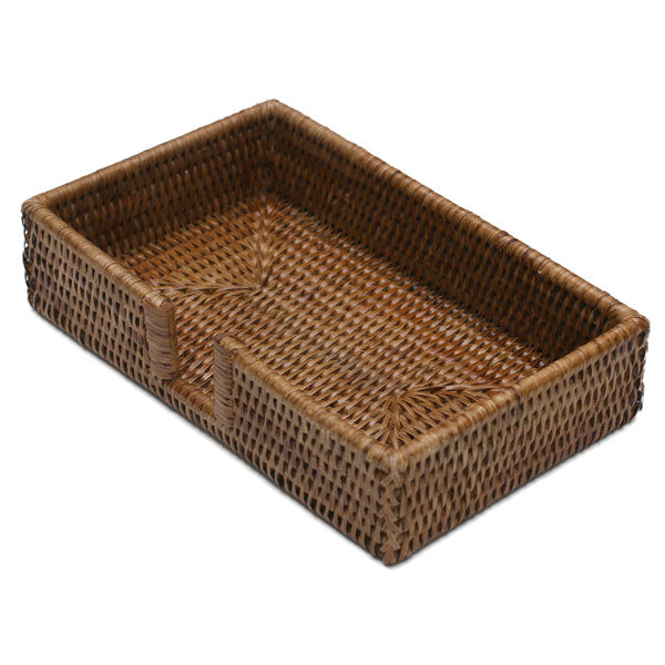 Rattan Guest Towel Holder - Wilson Lee