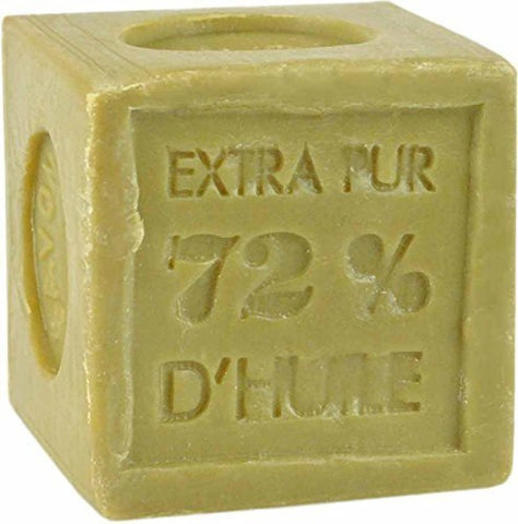 72% Olive Oil Soap Cube (300g) - Wilson Lee