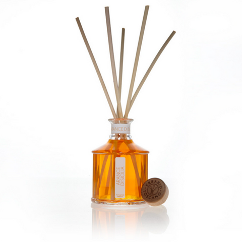 Arance di Sicilia - Sicily Citrus Luxury Home Fragrance Diffuser 100mL - Wilson Lee