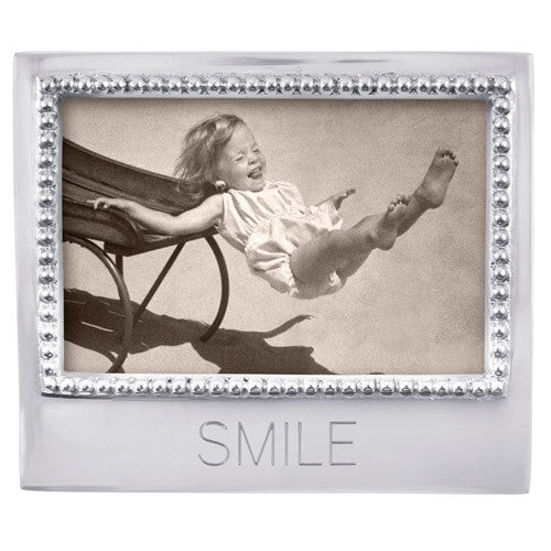 """Smile"" 4x6 Frame - Wilson Lee"