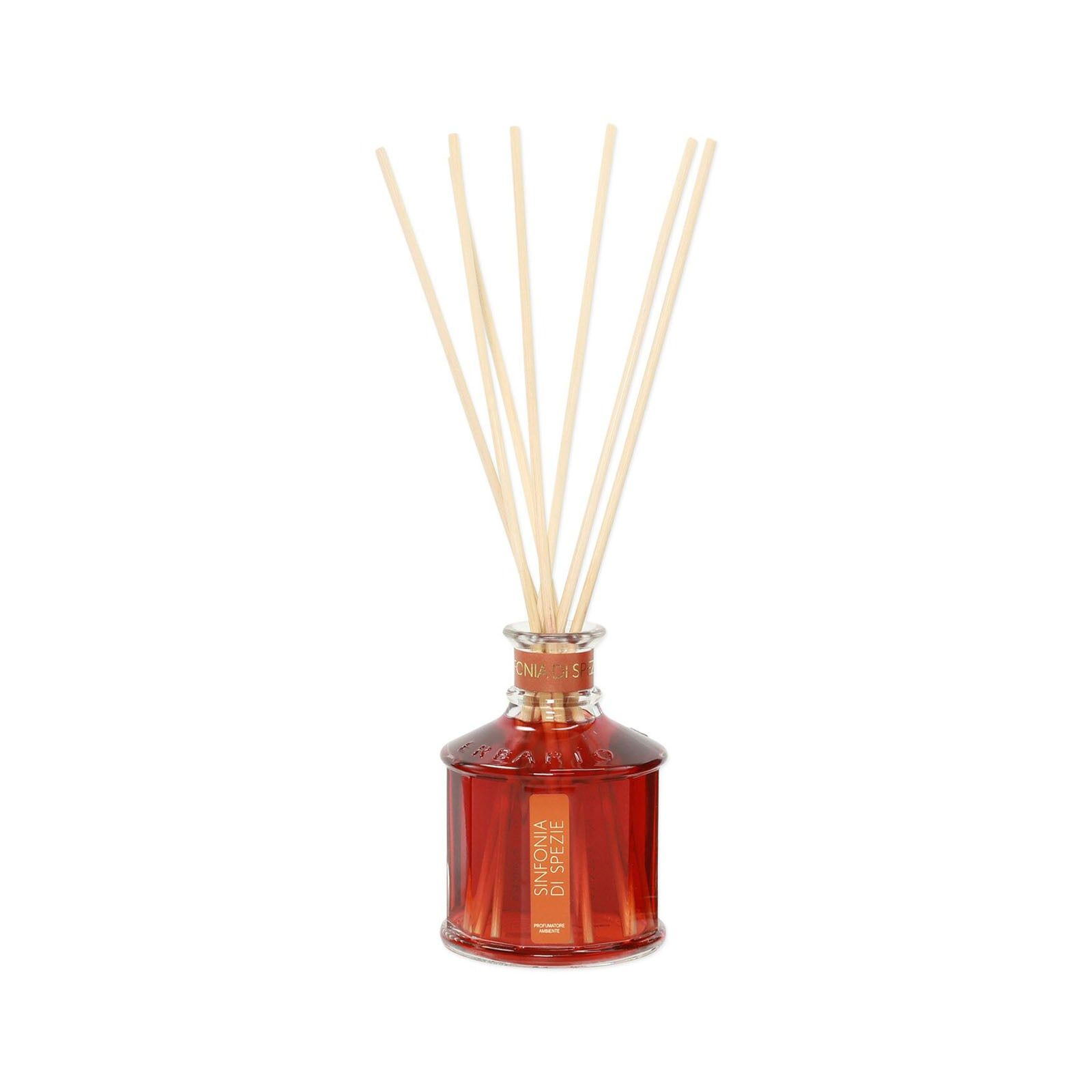 Sinfonia di Spezie - Symphony of Spices Luxury Home Fragrance Diffuser 100mL - Wilson Lee