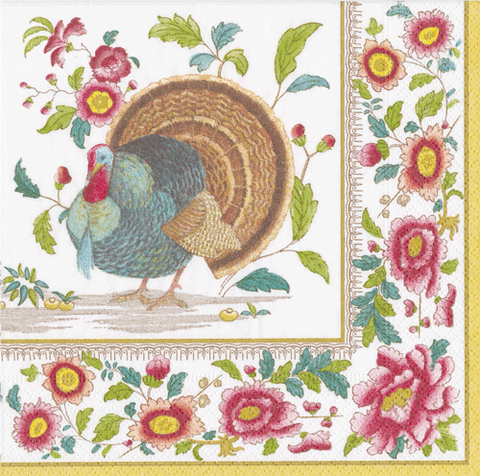 Luncheon Napkin Thanksgiving Setting - Wilson Lee