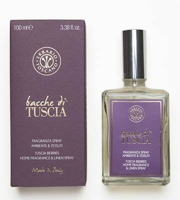 Bacche di Tuscia - Tuscan Berries Luxury Home Fragrance Spray 100mL - Wilson Lee