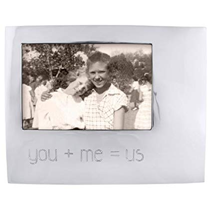 """You Me Us"" 4x6 Engraved Frame - Wilson Lee"