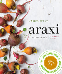 ARAXI: ROOTS TO SHOOTS, FARM FRESH RECIPES