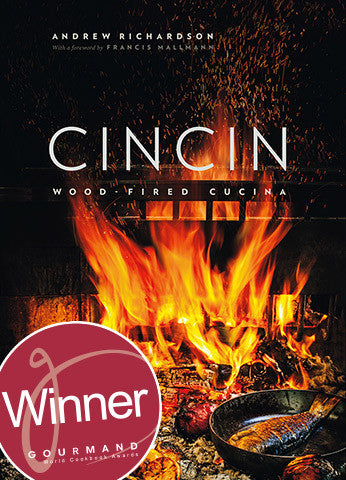CINCIN: WOOD-FIRED CUCINA