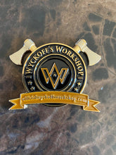 Load image into Gallery viewer, Limited Edition Wyckoff's Workshop Challenge Coins