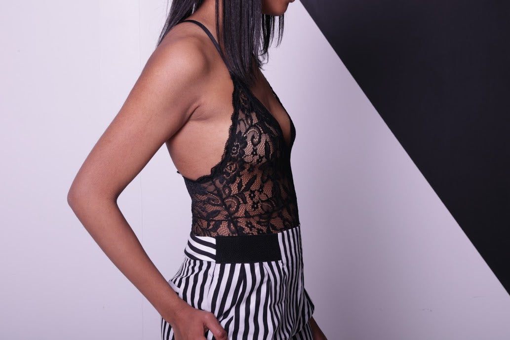 Lace Me Up - Onyx Street Boutique