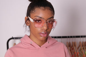 Bubblegum Sunglasses - Onyx Street Boutique